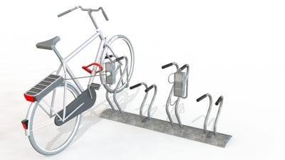 Sykkelstativ Cobra light el-sykkel