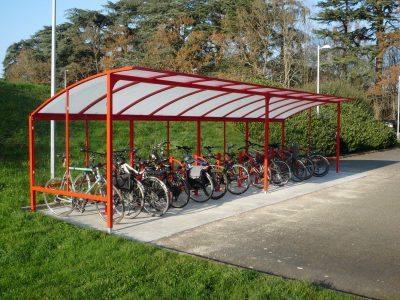 Sykkelskur Grand