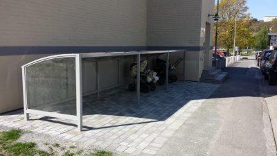 Barnevognskur Maurtua åpen barnehage Halden