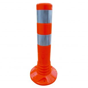 Stolper Flexi Fleksible. 412214: Flexi rød 450mm
