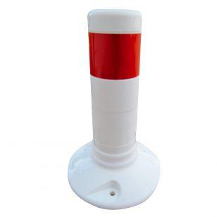 Stolper Flexi Fleksible. 412225: Flexi hvit 300mm