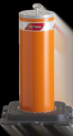 Pullert Semiautomatisk Pilomat PL-Serien. Pilomat semiautomatisk pullert 220PL 600SA