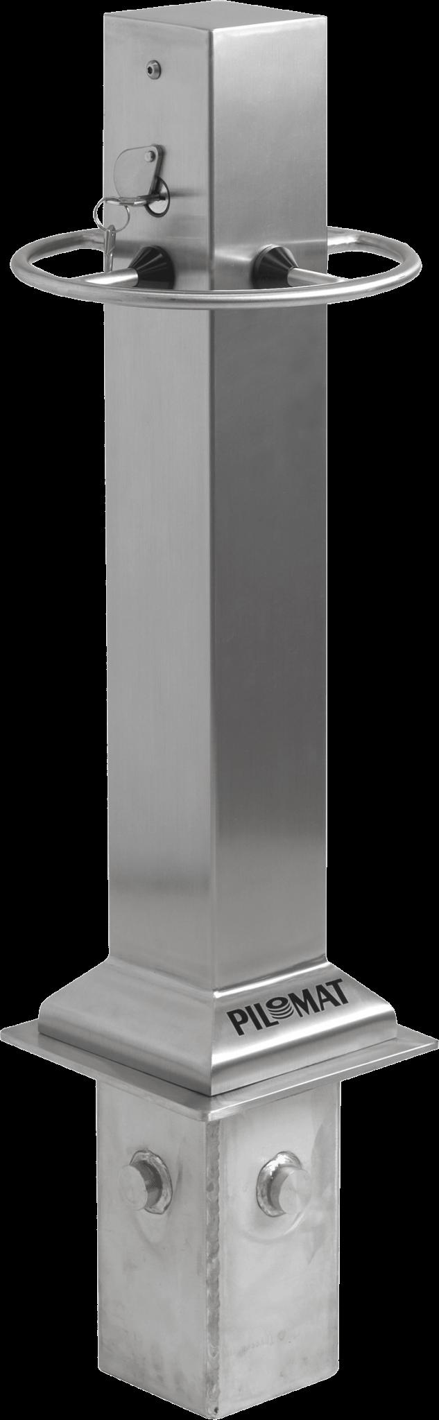 Pullert Avtakbar Pilomat 120/RM 800F Kvadratisk