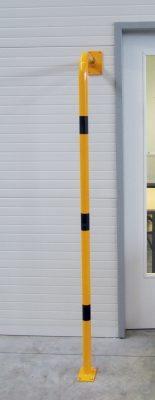 Sikkerhetsgrep L-form Ø48mm
