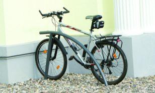 Sykkelstativ Halvbue
