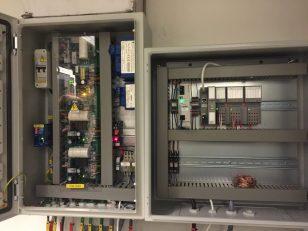 Pullert Antiterror Automatisk Hev-Senk Pilomat 275 K4-K12-M30-M50.Telenor Fornebu PLS og styreskap.